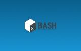 GNU Bash logo wallpaper